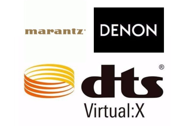 Denon Marantz to Deliver First AVRs with DTS Virtual:X