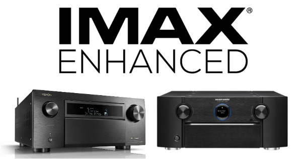 Denon and Marantz Get IMAX Enhanced Update