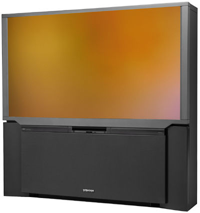 Hitachi 51SWX20B HD-ready CRT projection television | Sound & Vision