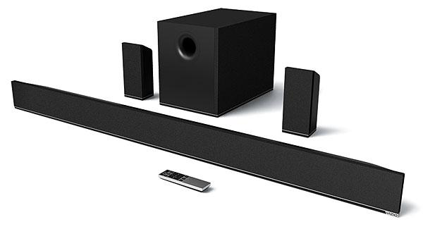 fde67f14061 Vizio might well be the last company you d expect good sound from. But over  the past couple of years the TV company has been working hard at ...