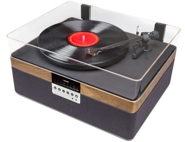 Plus Audio Unveils High-End All-in-One Record Player