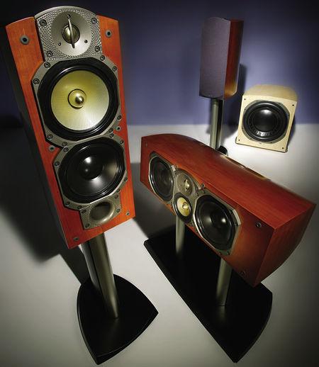 Paradigm Signature surround speaker system | Sound & Vision