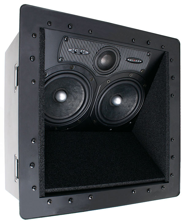 In Wall In Ceiling Speakers Sound Amp Vision