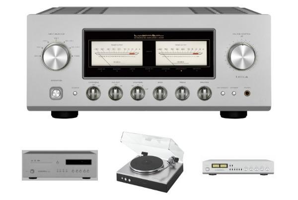Luxman to Showcase New Gear at NY Audio Show