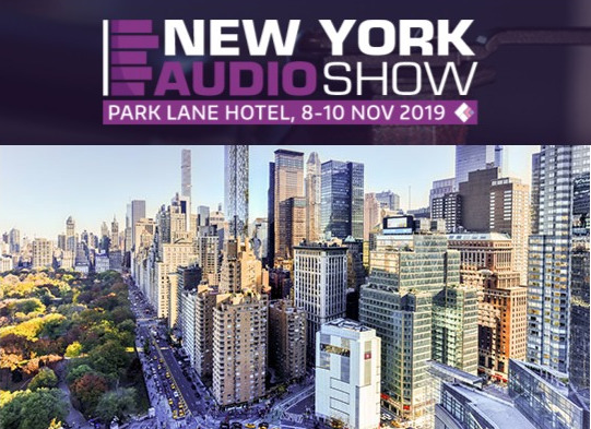 New York Audio Show Opens Friday