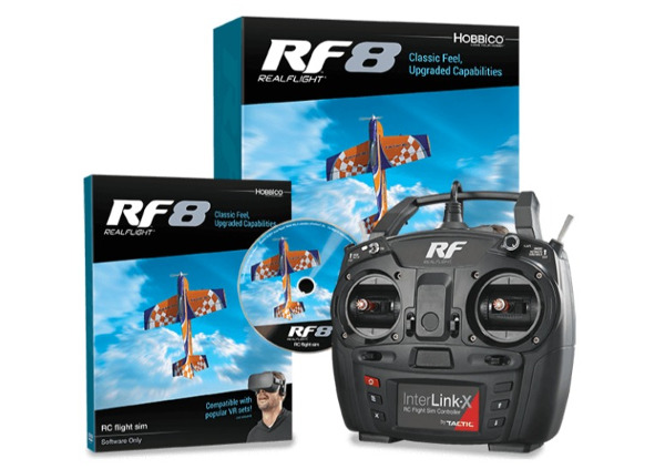 VR-Capable RC Flight Simulator Now Available