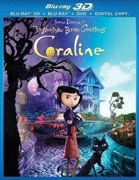 Coraline Blu Ray 3d Sound Vision