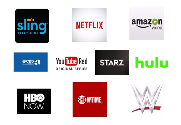 Top 10 Streaming Services: Can You Rank Them?
