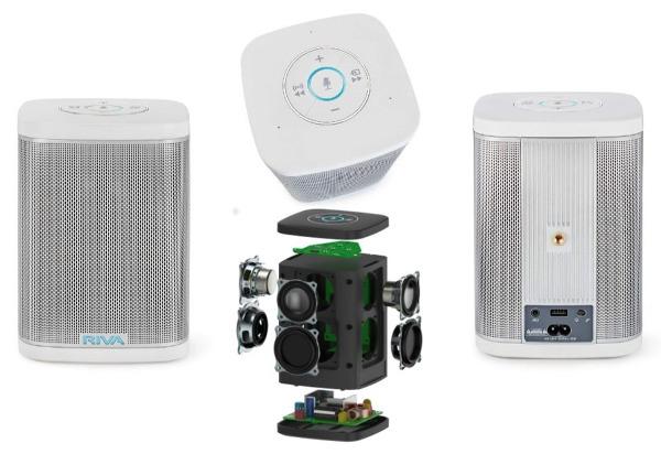 Riva's Alexa-Enabled Smart Speaker Hits Amazon Today