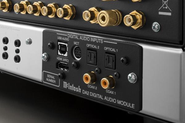 McIntosh Releases DA2 Audio Upgrade Module