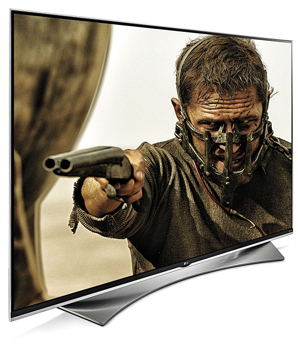 LG 65UF9500 LCD Ultra HDTV Review Page 2 | Sound & Vision