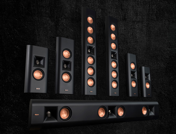 Klipsch Adds On-Wall Speakers to Reference Series