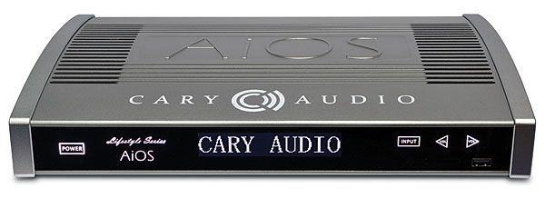 Cary Audio AiOS Integrated Amplifier/DAC/Streamer Review