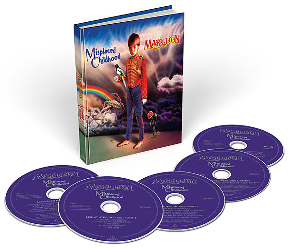 Marillion: Misplaced Childhood: Deluxe Edition