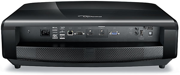 Optoma UHD65 4K DLP Projector Review   Sound & Vision