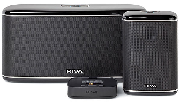 Riva WAND Wireless Music System Review