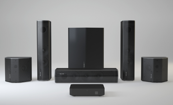 Enclave Audio Unveils First THX/WiSA-Certified Wireless Speaker System