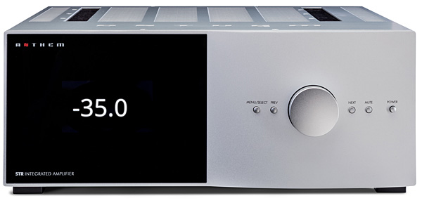 Anthem STR Integrated Amplifier Review