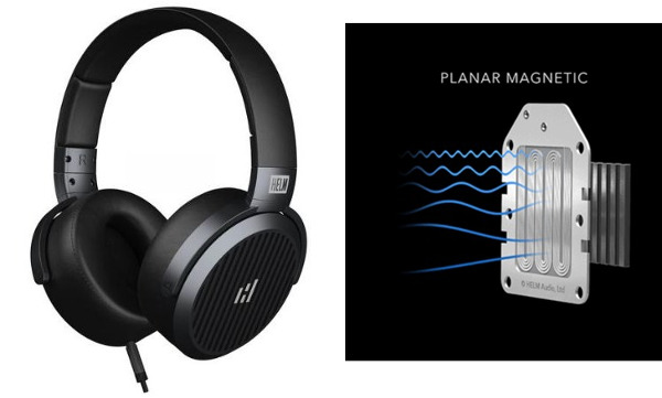 Helm Audio Launches $350 Planar Headphones in U.S.