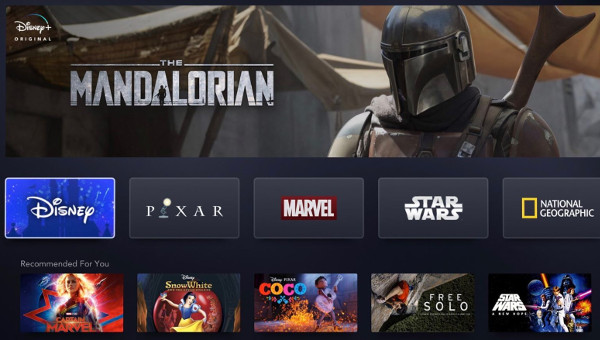 Hands On: Disney+ Streaming Service