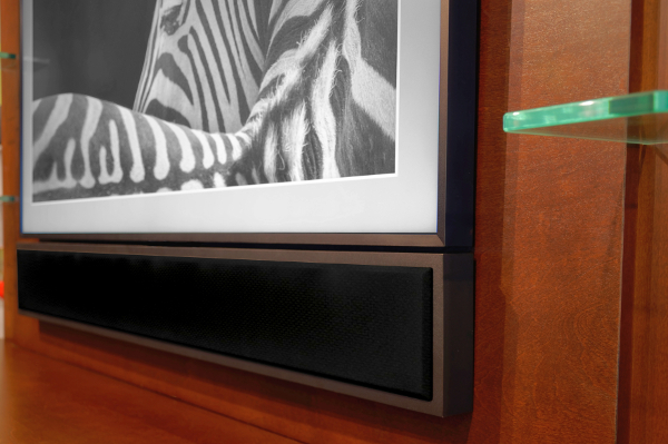 New Soundbar Built to Match Samsung's Frame TV