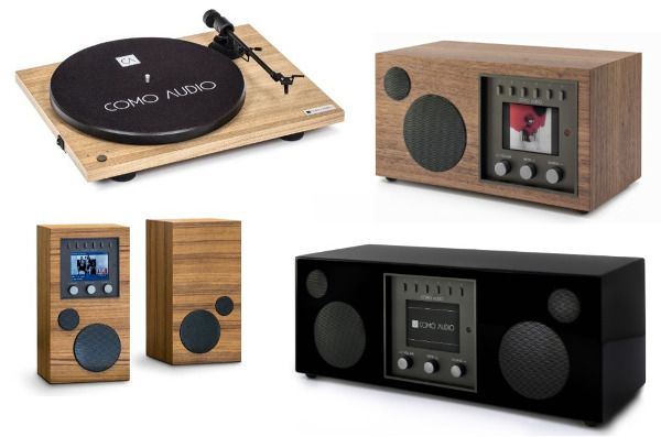 Como Audio Offers Holiday Discount to S&V Readers