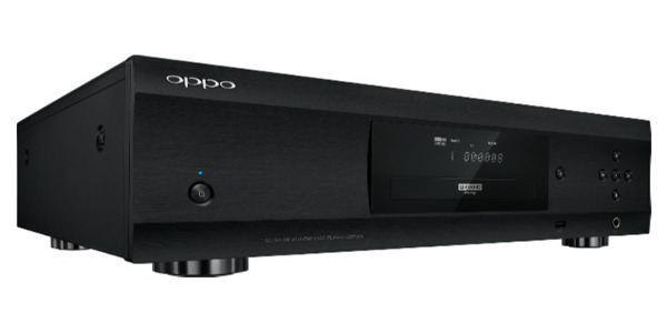 Oppo Adds MQA to UDP-205 4K Blu-ray Player
