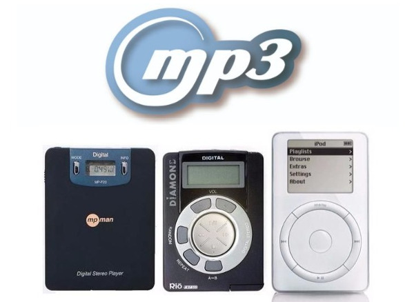 Flashback 1996: U.S. Grants MP3 Patent