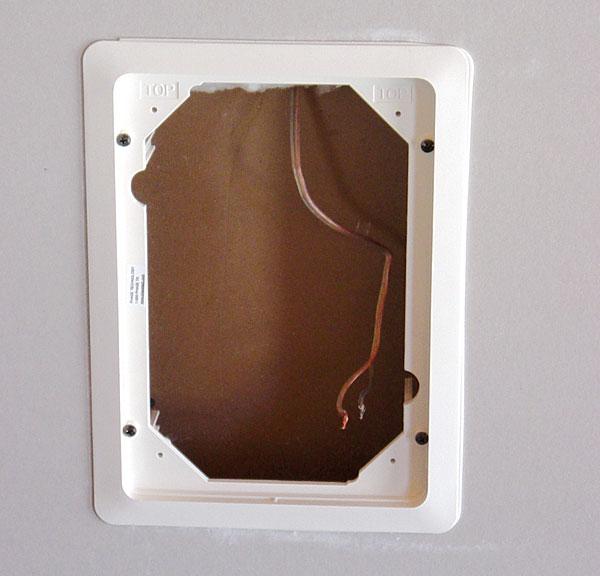 Install Speaker Wire Behind Wall : how to install in wall speakers sound vision ~ Hamham.info Haus und Dekorationen