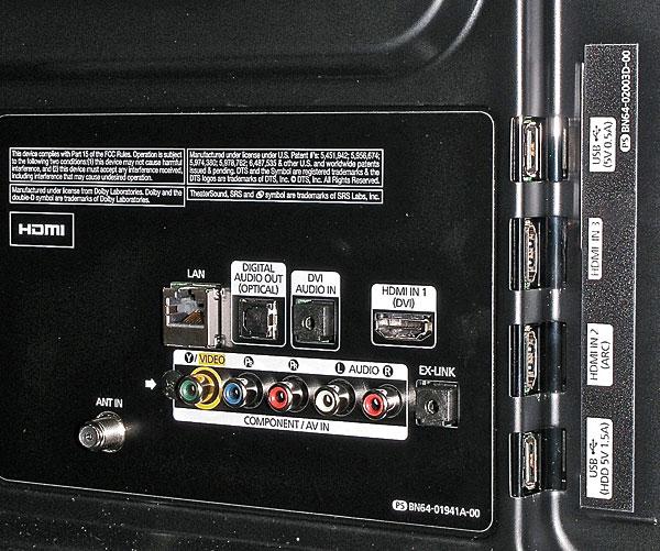 Sampl Bac on Samsung Smart Tv Connection Diagram