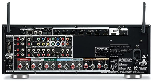Marantz SR5009 AV Receiver Review | Sound & Vision
