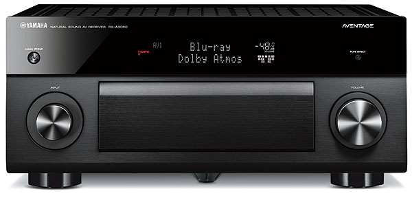 Yamaha aventage rx a3060 a v receiver review sound vision for Yamaha htib review