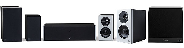 Definitive Technology Demand Series D11 Speaker System Review