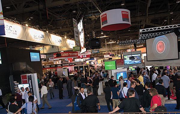 Is InfoComm the New CEDIA Expo?