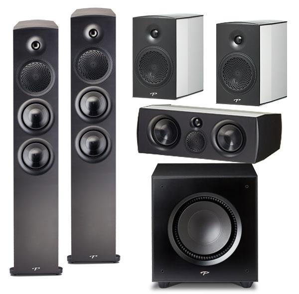 Paradigm Premier 700F Speaker System Review