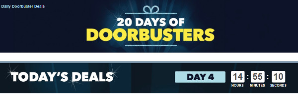 Best Buy Launches Daily Deals Page