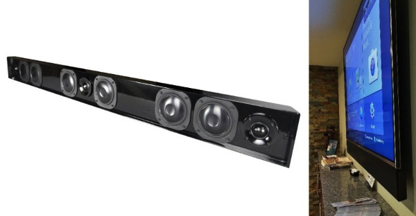 James Loudspeaker Unveils Soundbar for 75-inch TVs