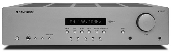 Cambridge Audio AXR100 Stereo Receiver Review