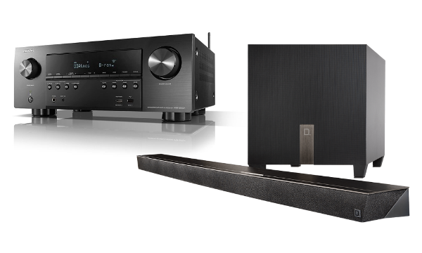 Round 2 Holiday Deals from Denon & Def Tech