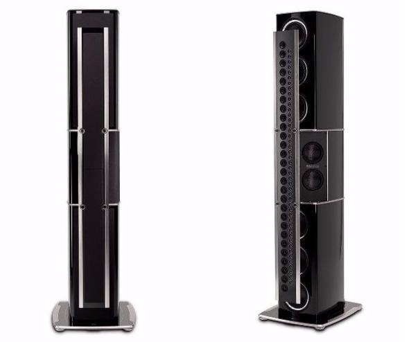 McIntosh Updates its Flagship Tower Speaker