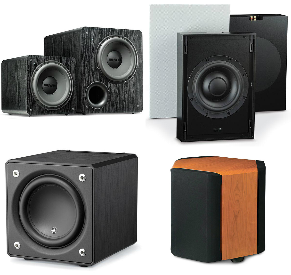 subwoofer reviews | sound & vision