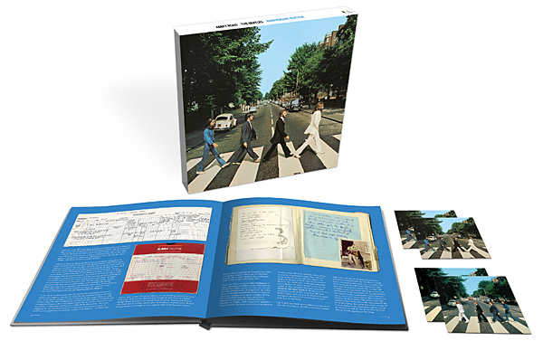 Abbey Road - Anniversary Edition (Super Deluxe Version)