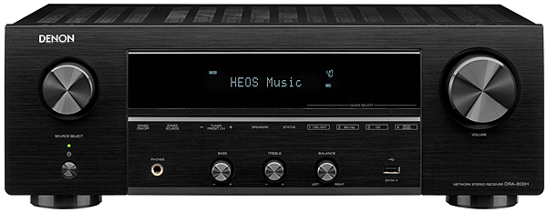 Denon DRA-800H Stereo Network Receiver Review