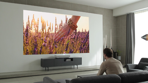 LG to Preview 2nd-Gen UST Laser Projector at CES
