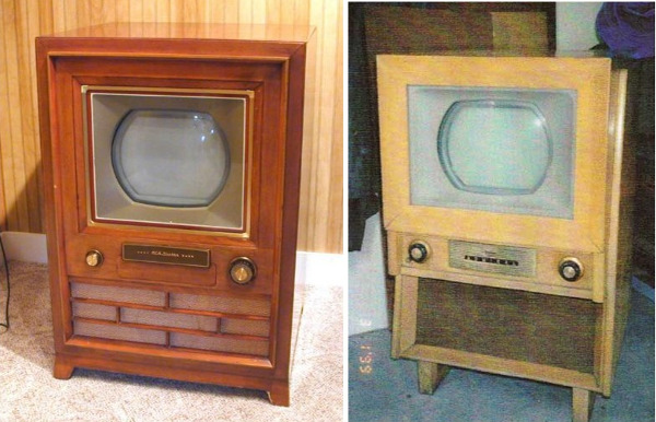65 Years Ago Today: The First Color TVs Arrive