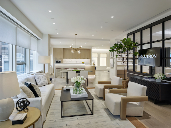 Experience Lighting and Shading at Lutron