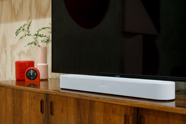 Sonos Beam Smart TV Speaker Puts Alexa in Your Living Room
