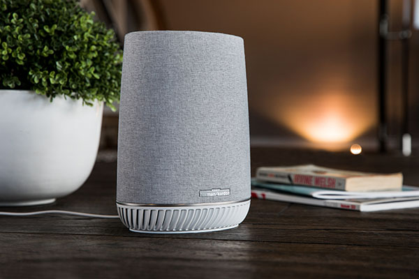 Orbi Voice—Home Network and Voice-Control Speaker in One