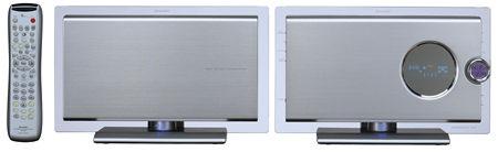 Sharp SD-HX500 Digital AV Receiver and Universal Player