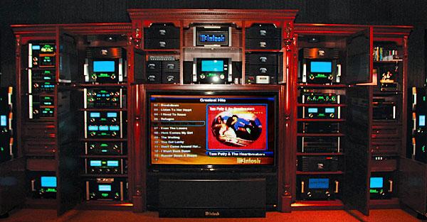 Mcintosh Mania Sound Amp Vision
